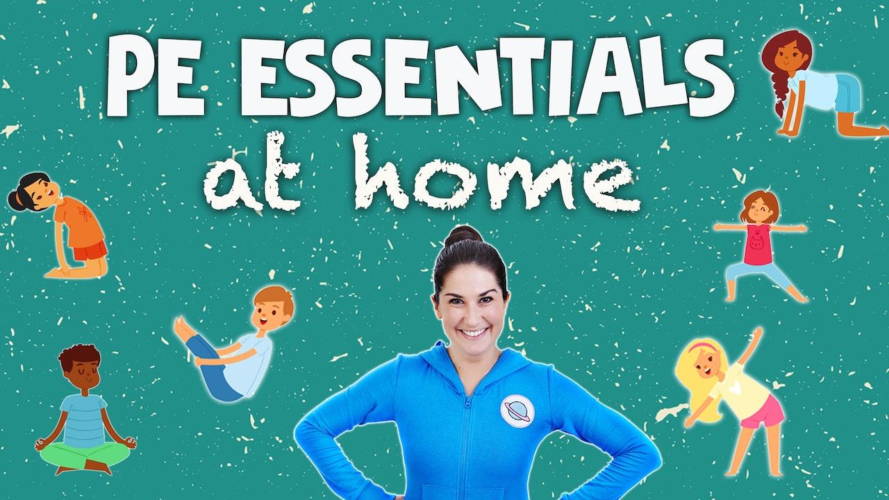 PE essentials at home 🏠