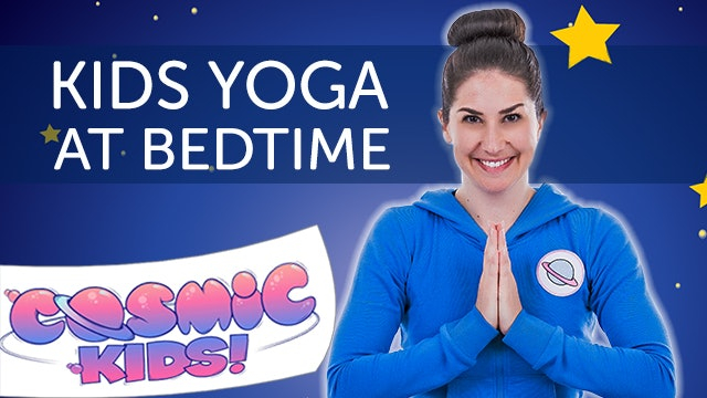 Kids Yoga at Bedtime (43 minutes)
