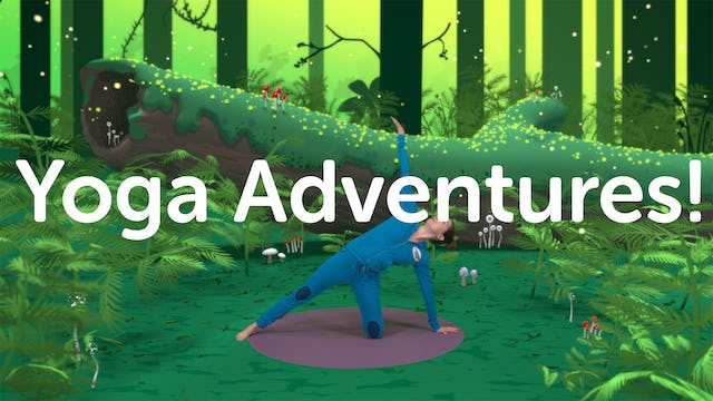 PLAYLIST | Every yoga adventure!