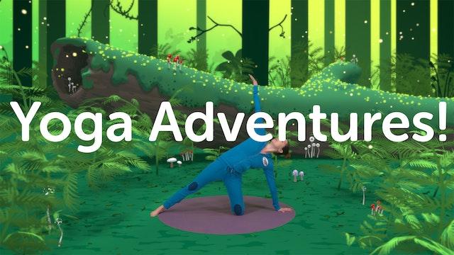 PLAYLIST | Every yoga adventure!