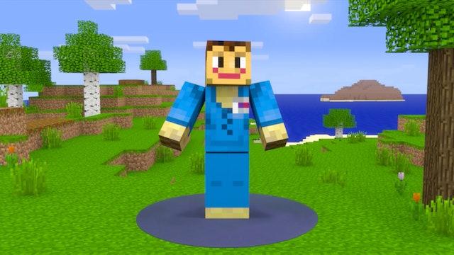 Minecraft | A Cosmic Kids yoga adventure!
