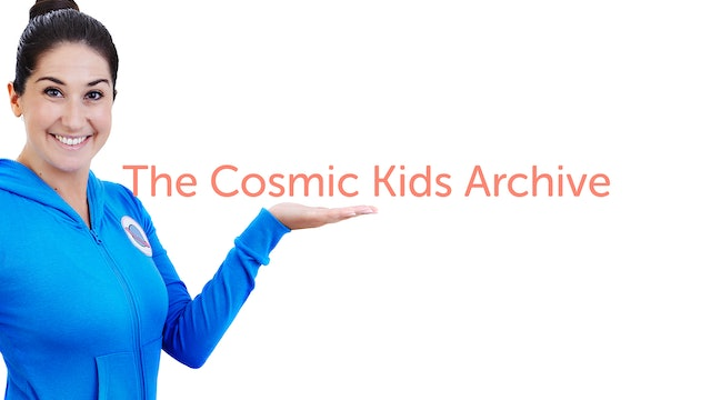 The entire Cosmic Kids archive