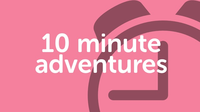 PLAYLIST | 10 minute yoga adventures