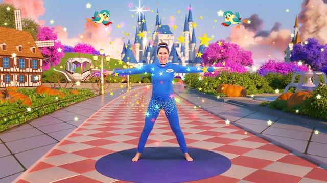 Cinderella | A Cosmic Kids Yoga Adventure!