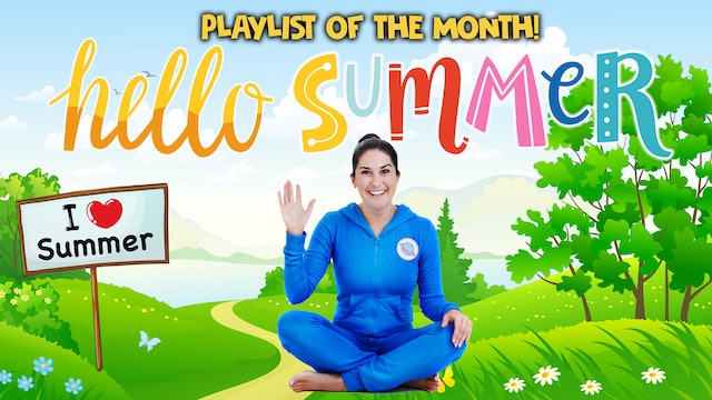 Playlist Of The Month: Hello Summer! 💛