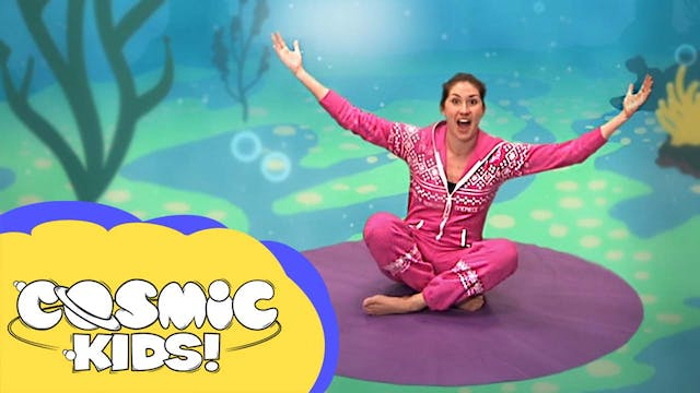 Saturday MorningYoga | Under the Sea!
