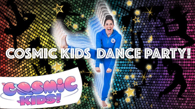 Cosmic Kids Yoga Dance Party