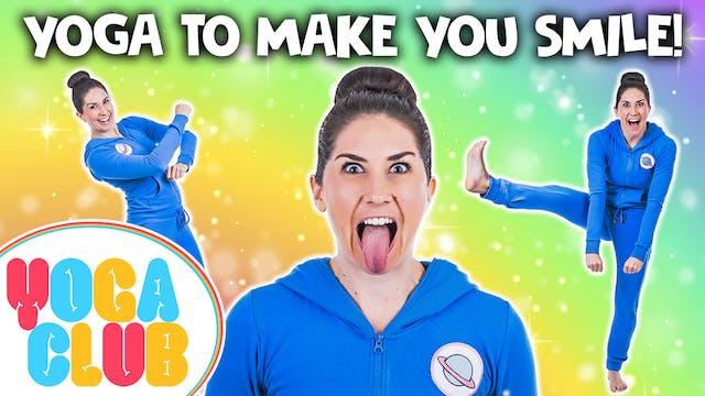 YOGA CLUB! Week 31 - Yoga To Make You...