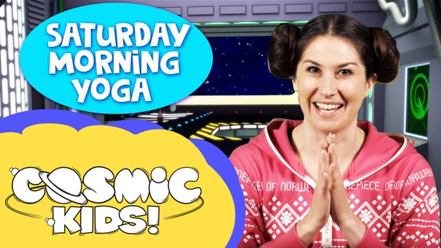 Star Wars Yoga Special! | Saturday Mo...