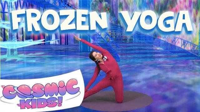 Frozen | A Cosmic Kids Yoga Adventure!