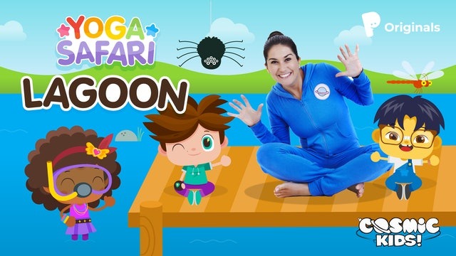 Yoga Safari | 2. Lagoon