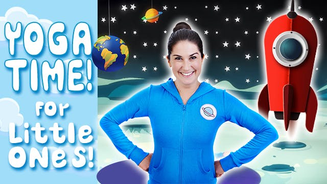 Yoga Time! | Space Picnic