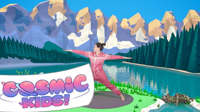 Babs the Beaver | A Cosmic Kids yoga adventure!