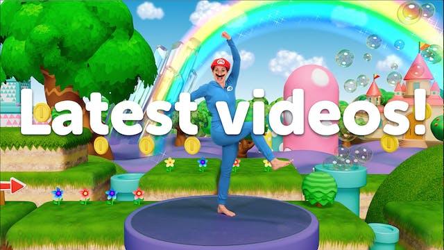 LATEST VIDEOS