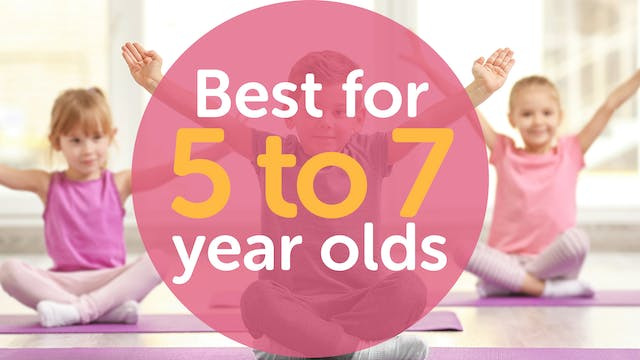 Best for 5 to 7 Year Olds