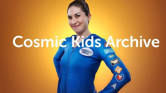 PLAYLIST | Cosmic Kids Archive