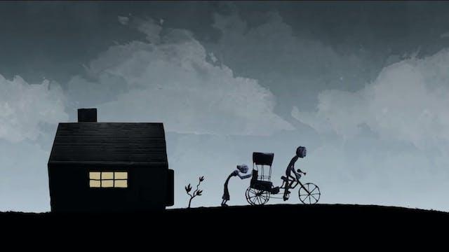 The Cycle Rickshaw Trailer
