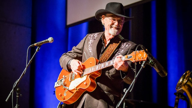 Duane Eddy Songs and Interview • Nashville Cats, 2016