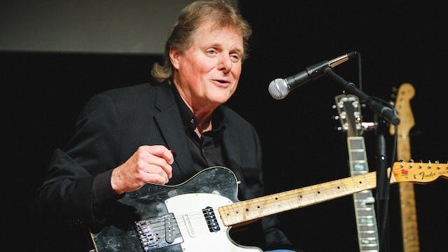 Guitarist Reggie Young Interview • Na...