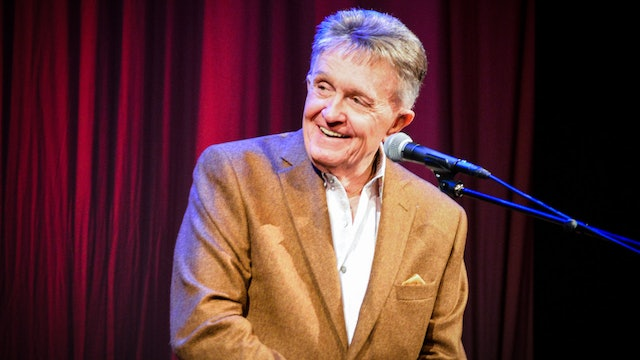 Bill Anderson • Songwriter Session, 2016