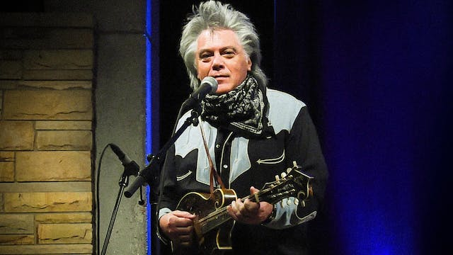 Marty Stuart • Interview With Scott G...