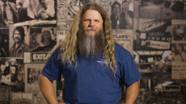 Jamey Johnson on Willie Nelson's Influence