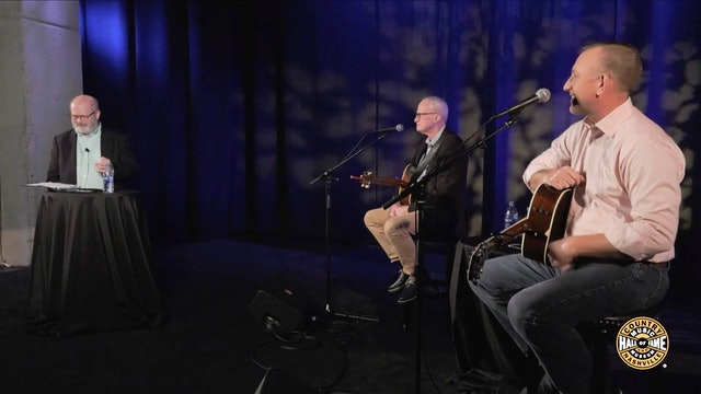 Bob Regan and Mike Byer • Songwriter Session, 2020