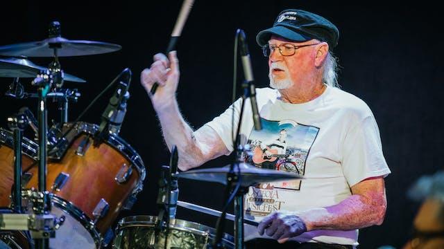 Drummer Richie Albright • Nashville C...