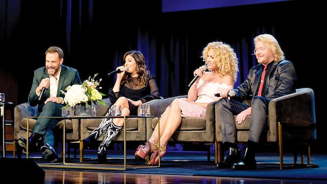 Little Big Town Interview • 'The Powe...
