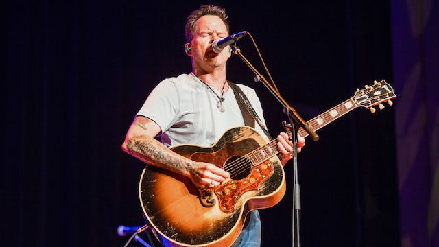 Gary Allan • Songwriter Session, 2016