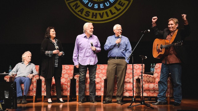 Kenny Rogers and the First Edition • Panel Discussion, 2015