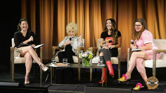Loretta Lynn's Legacy • Panel with Brenda Lee, Aubrie Sellers, and Holly Gleason