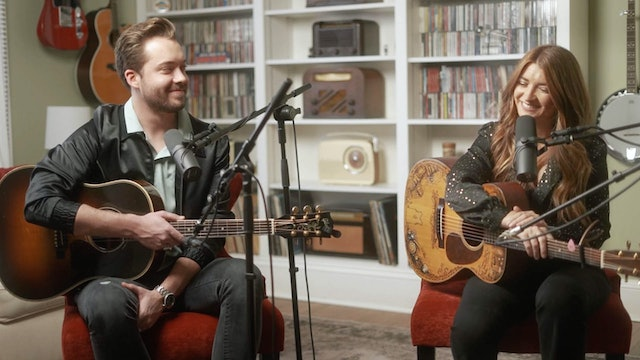 Alex Hall and Tenille Townes • Songwriter Session, 2021