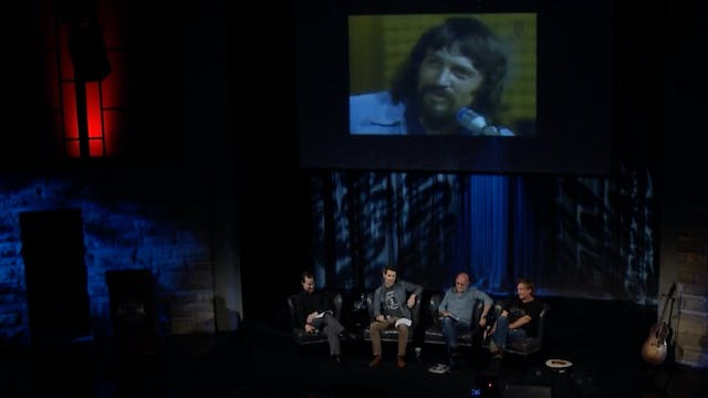 Outlaw Country on Film • Panel Discus...