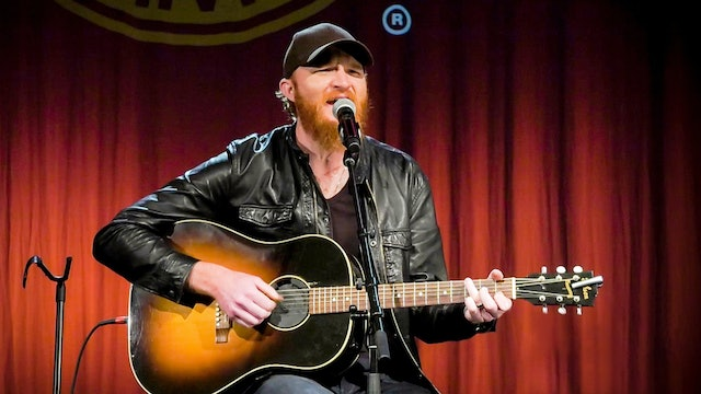 Eric Paslay • Songwriter Session, 2019