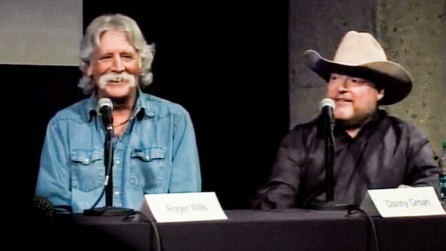 The Rise of Alan Jackson • Panel Discussion, 2015