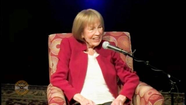 Jo Walker-Meador • Louise Scruggs Memorial Forum, 2014