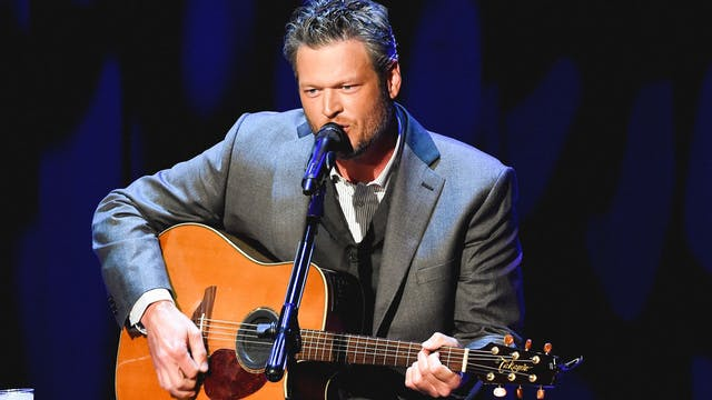 Blake Shelton • Songs and Interview, ...