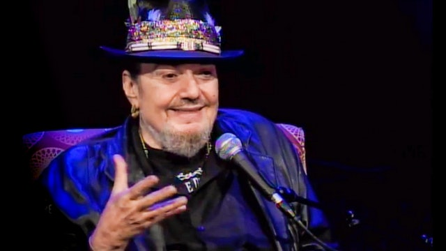 Dr. John Interview With Nick Spitzer, 2013