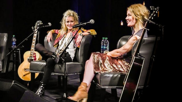 Shelby Lynne, Allison Moorer on 'Not ...