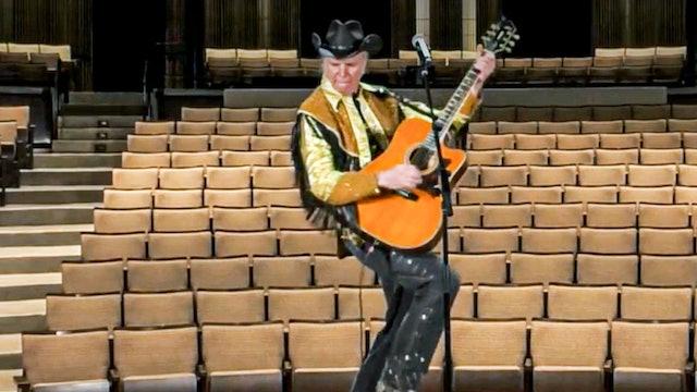 Jason Ringenberg • Live at the Hall, 2021