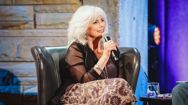 Emmylou Harris and the Hot Band • Int...