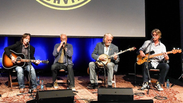 Nitty Gritty Dirt Band on 'Will the Circle be Unbroken,' 2015