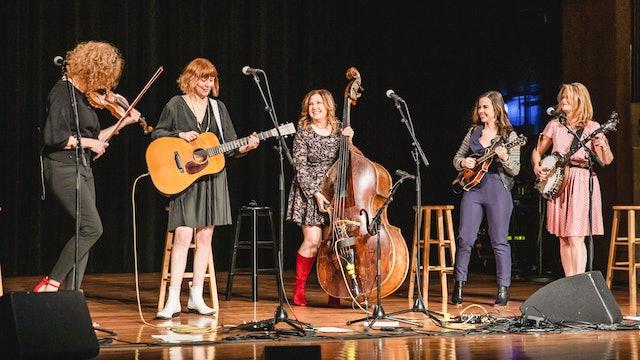 First Ladies of Bluegrass in Concert, 2019