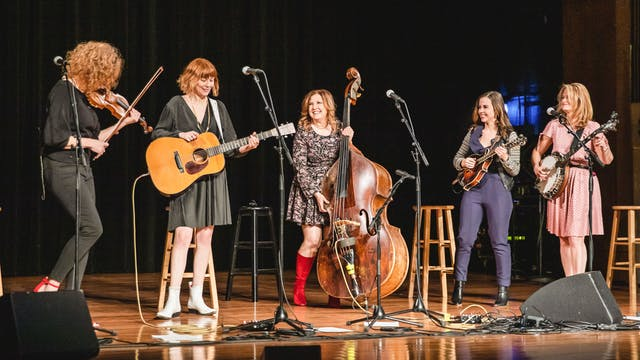 First Ladies of Bluegrass in Concert,...