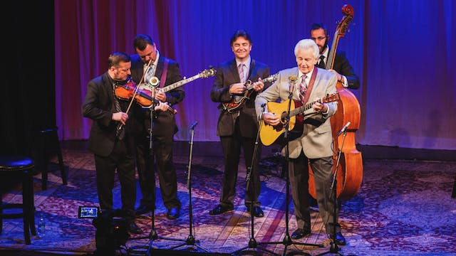 Del McCoury Band Plays 'Del and Woody...