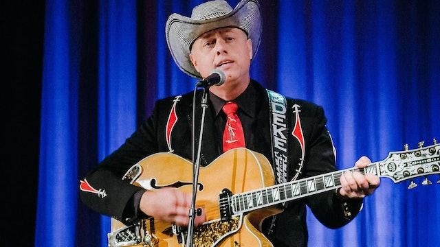 Deke Dickerson Performs California Country Music