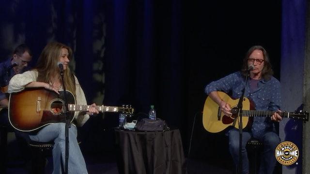 Matraca Berg and Jeff Hanna • Songwriter Session, 2020