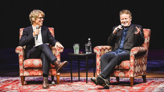 Don Henley of the Eagles • Interview, 2015