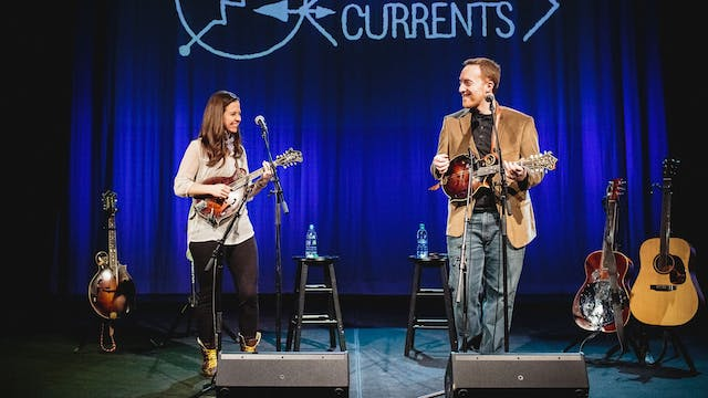 Justin Moses with Sierra Hull • Music...